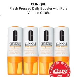 Fresh Pressed Daily Booster with Pure Vitamin C 10